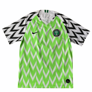 2018 NIGERIA WORLD CUP 18 HOME FOOTBALL SHIRT - M