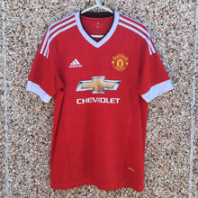 2015 2016 Manchester United home Football Shirt - M