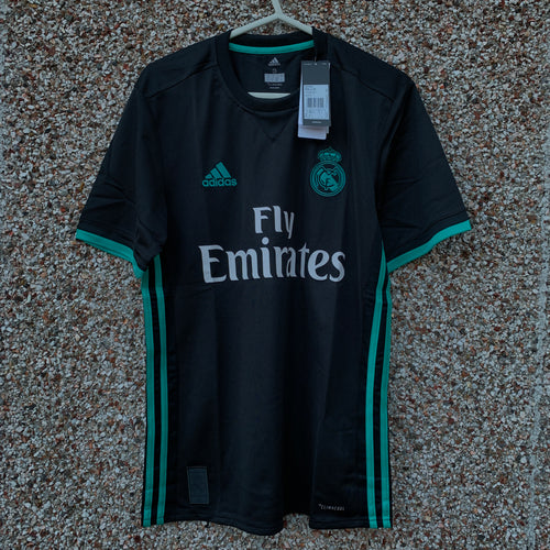 2017 2018 REAL MADRID AWAY FOOTBALL SHIRT *BNIB* - S
