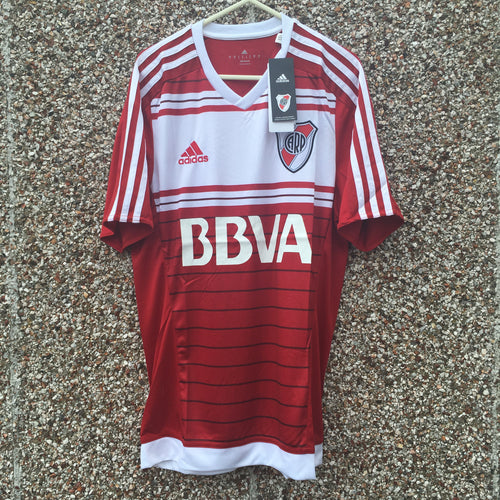 2016 2017 River Plate away Football Shirt BNWT