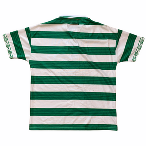 1997 99 CELTIC HOME FOOTBALL SHIRT - XL