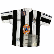 1995 97 NEWCASTLE UNITED HOME FOOTBALL SHIRT *BNWT* - S