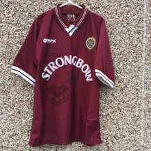 1997 1998 Heart of Midlothian home Football Shirt - S