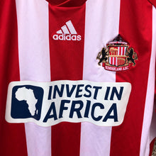 2012 2013 Sunderland home Football Shirt - M