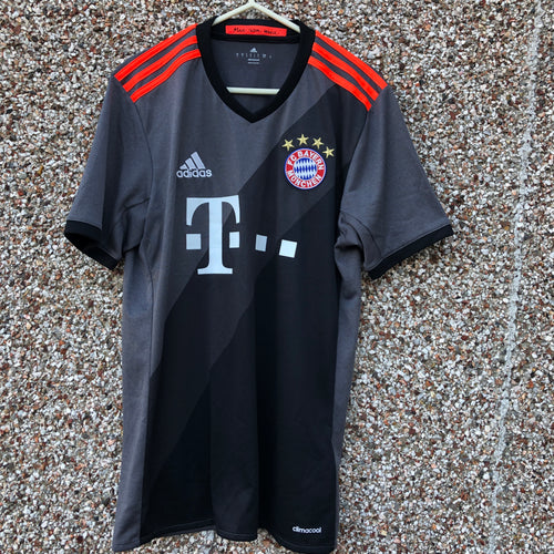 2016 2017 Bayern Munich away Football Shirt - S