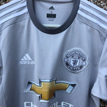 2017 2018 Manchester United Third football shirt - S