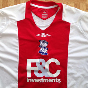 2008 2009 Birmingham City away Football Shirt - XL