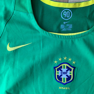 2004 BRAZIL TOTAL 90 TRAINING SHIRT *BNWT* - XL