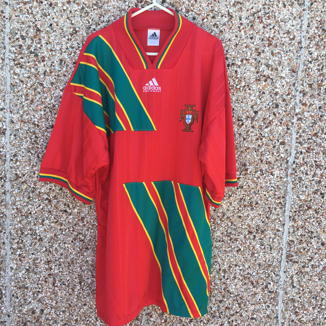 1994 1995 Portugal home Football shirt - XL 44-46