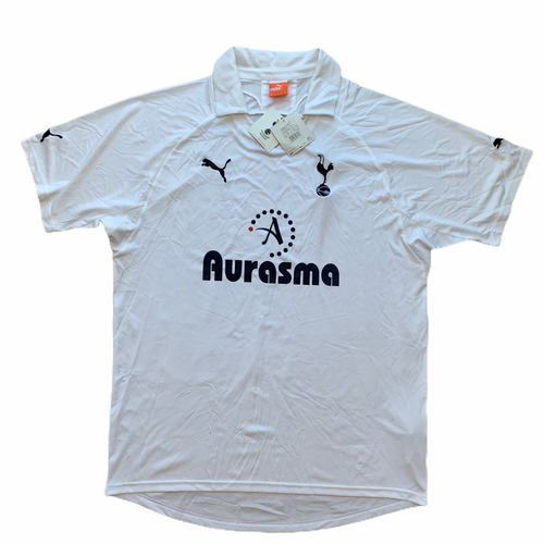 2011 12 TOTTENHAM HOTSPUR CUP HOME FOOTBALL SHIRT *BNWT* - XL
