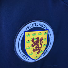 2011 2013 Scotland home Football Shirt LS Long Sleeved - XL