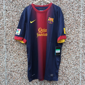 2012 2013 Barcelona Home Football Shirt *new* - XL