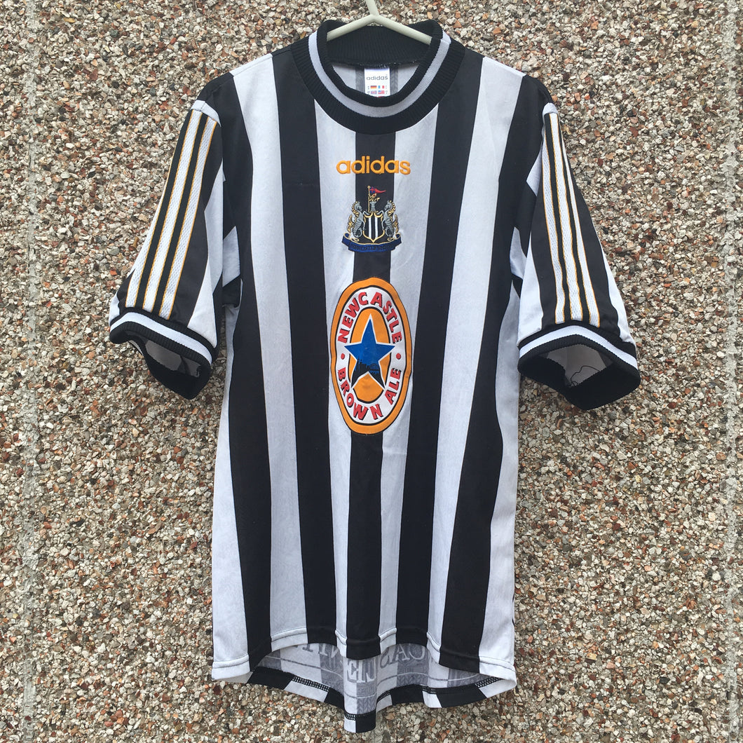 1997 1999 Newcastle United Football Shirt - S