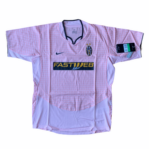 2003 04 JUVENTUS FOOTBALL SHIRT *BNIB* - MB