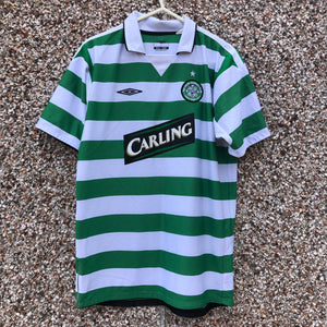 2004 2005 Celtic home football shirt - Youth XL