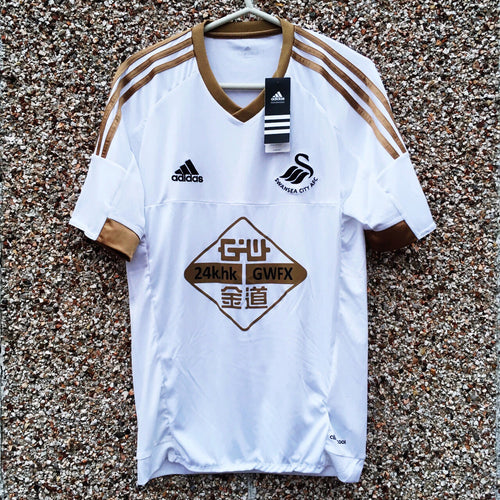2015 2016 Swansea Home Football Shirt *BNWT* - Sizes