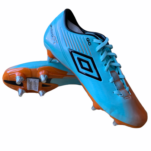 2012 UMBRO PLAYER ISSUE SAMPLE GT 2 PRO-A (GAEL CLICHY) FOOTBALL BOOTS *IN BOX* SG - 7.5