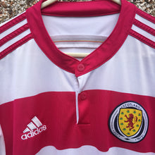 2014 2015 Scotland away Football Shirt - S