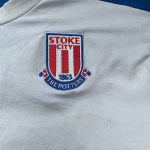 2017 18 STOKE CITY STAFF TRAINING SHIRT *BNWT* - L