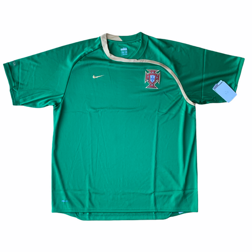 2008 10 PORTUGAL TRAINING FOOTBALL SHIRT *BNIB* - XL