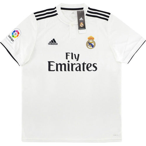 2018 19 REAL MADRID HOME FOOTBALL SHIRT *BNWT* - XL