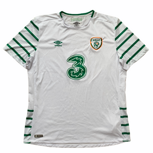2016 17 IRELAND AWAY FOOTBALL SHIRT - XXL