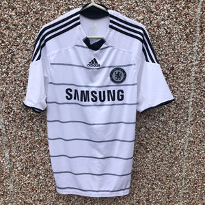 2009 2010 Chelsea Third football shirt - L