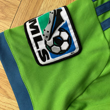 2013 14 SEATTLE SOUNDERS HOME FOOTBALL SHIRT - M