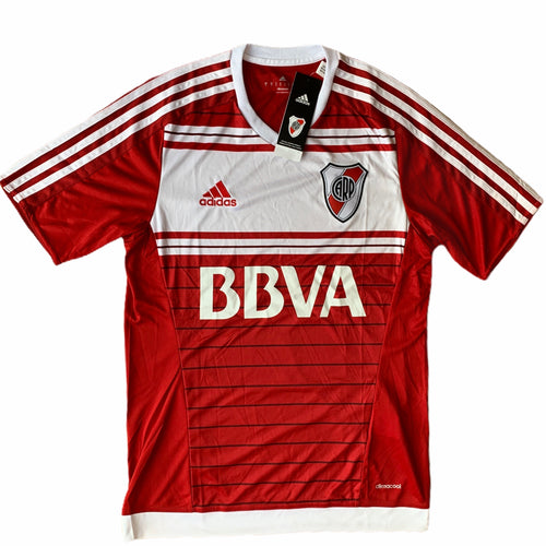 2016 17 River Plate away Football Shirt BNWT