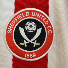 2018 19 SHEFFIELD UNITED HOME FOOTBALL SHIRT *BNIB* - XL