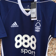 2017 18 NOTTINGHAM FOREST AWAY FOOTBALL SHIRT *BNWT* - S