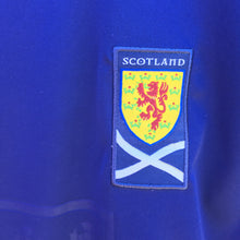 2010 2011 Scotland home Football Shirt - XL