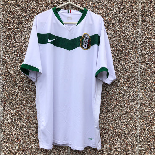2006 2007 Mexico away football shirt - XXL