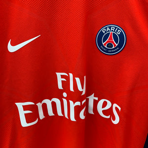 2016 2017 PARIS SAINT-GERMAIN TRAINING SHIRT - M