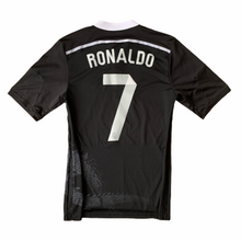 2014 15 REAL MADRID THIRD FOOTBALL SHIRT #7 RONALDO - S