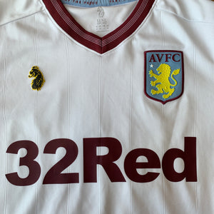 SOLD 2018 19 ASTON VILLA AWAY SHIRT #10 - XS