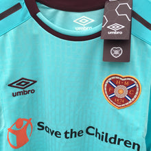 2017 2018 Heart of Midlothian LS away Football Shirt *BNWT* - S