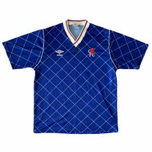 1987 89 CHELSEA HOME FOOTBALL SHIRT - S