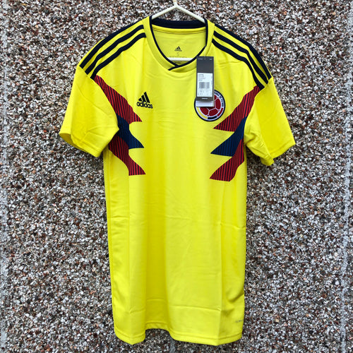 2018 2019 Colombia Home Football Shirt BNIB