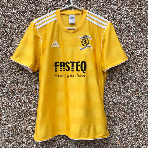 2012 2013 Livingston home Football Shirt - S
