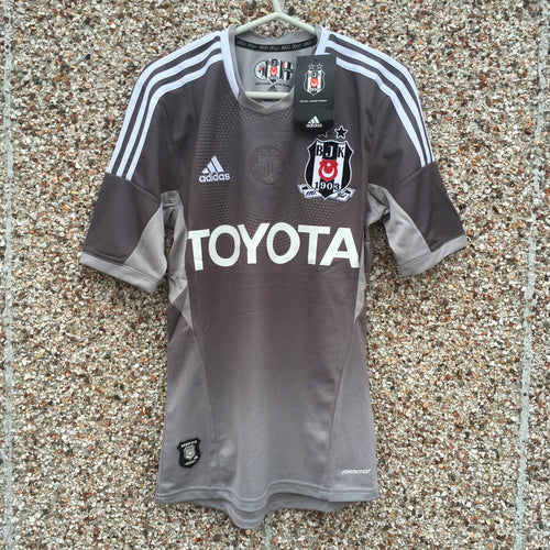 2013 2014 Besiktas '110 yıl' Formotion Third Football Shirt - S