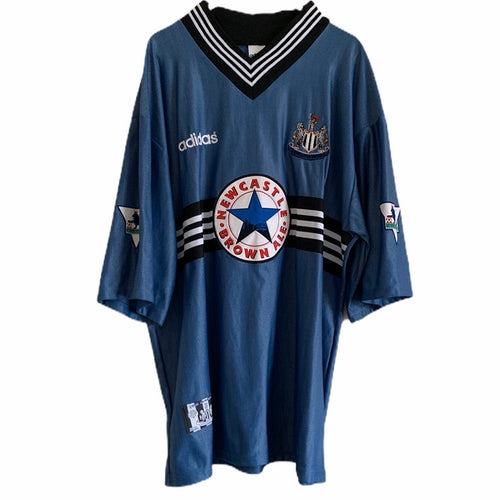 1996 1997 Newcastle United away football shirt - XXL