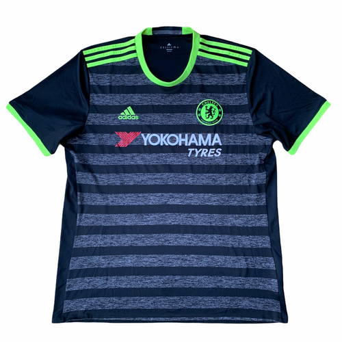 2016 17 CHELSEA AWAY FOOTBALL SHIRT - XL
