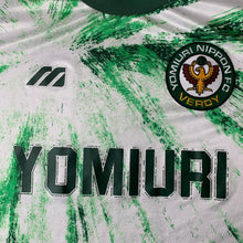 1993 95 VERDY KAWASAKI AWAY FOOTBALL SHIRT - M