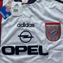 1995 97 BAYERN MUNICH AWAY FOOTBALL SHIRT *BNWT* - XL