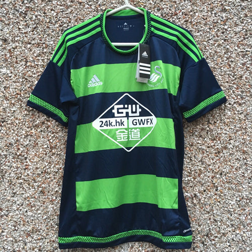 2015 2016 Swansea City Away Football Shirt *BNWT* - S