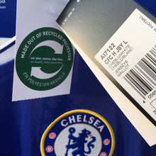 2016 17 CHELSEA LS HOME FOOTBALL SHIRT *BNWT* - S