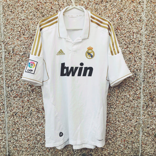 2011 2012 Real Madrid home Football Shirt - L