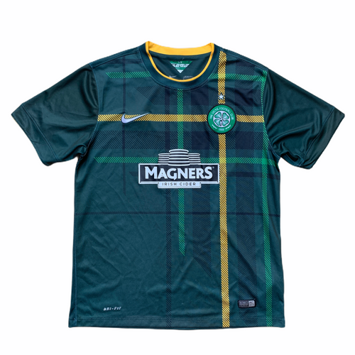 2014 15 CELTIC AWAY FOOTBALL SHIRT - S