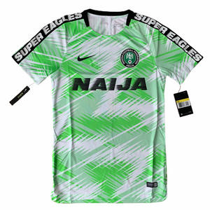 2018 NIGERIA WORLD CUP TRAINING SHIRT *BNIB* - S